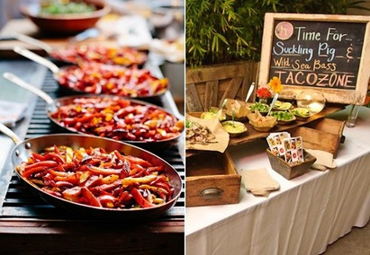 Blog catering r as baixas catering r as baixas servicio for Comida rapida para invitados